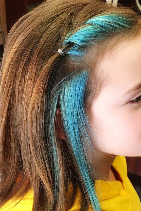 Salon Services for Teens & Children in Waterford, MI